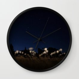Archimedes' Field Reloaded no.2 Wall Clock