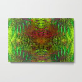 Bushy Surprise Metal Print