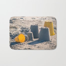 Sand Castle Bath Mat