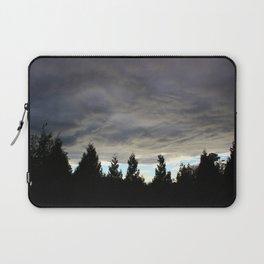 Bellingham, WA Cordata Trees Laptop Sleeve