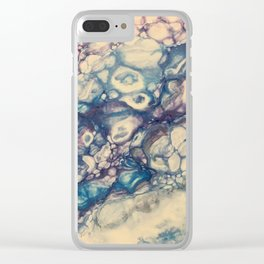 Cells Clear iPhone Case