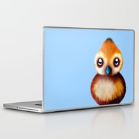 warcraft Laptop & iPad Skins featuring PePe by Mr. Stonebanks