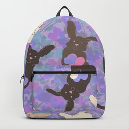 Chocolate Bunnies Backpack