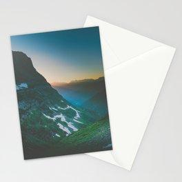 Logan Pass Summer Stationery Cards
