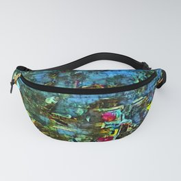 Abstract Vision III Fanny Pack