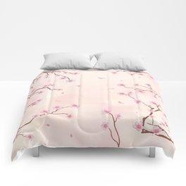 Cherry Blossom Dream Comforters
