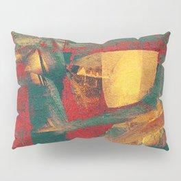 Boi de Piranha Pillow Sham