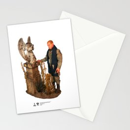 One Sixth Custom Figure 12 Stationery Cards