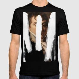 Brutalized Portrait of a Gentleman 2 T-shirt