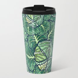 dreaming cabbages Travel Mug