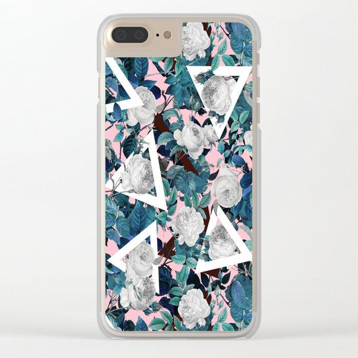 FUTURE NATURE X Clear iPhone Case