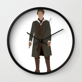 Eighth Doctor: Paul McGann Wall Clock