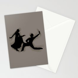 Salsa Dance Stationery Cards