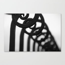 Gorgeous Gate Canvas Print