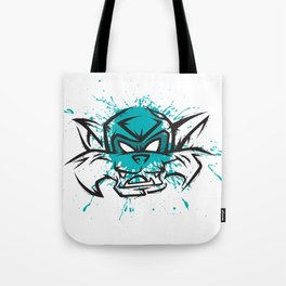Old school Raz Tote Bag