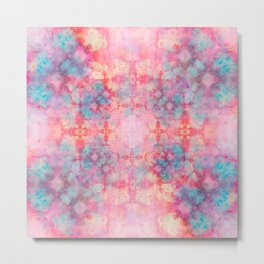 Candy Outburst Metal Print