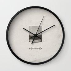 Scotch Wall Clock