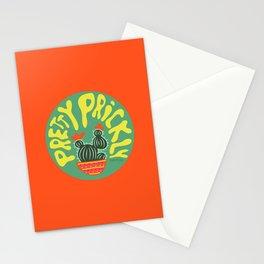 Pretty Prickly Stationery Cards