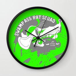 SARS Wall Clock