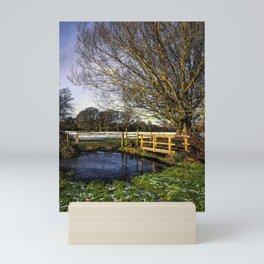 The Brook at Tidmarsh Mini Art Print