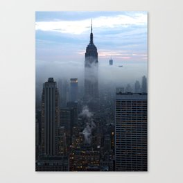 Kind of Twilight Canvas Print
