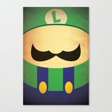 Minimal Player 2 Canvas Print