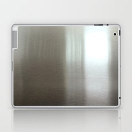 Industrial Brushed Stainless Laptop & iPad Skin