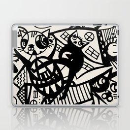 Alley Katz Laptop & iPad Skin