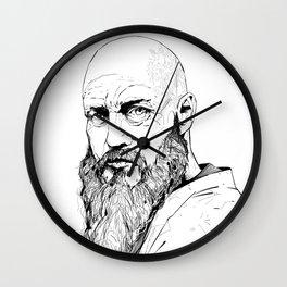 Vikings - Ragnar Lothbrok Wall Clock