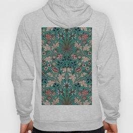 "William Morris ""Hyacinth"" 1. Hoody"