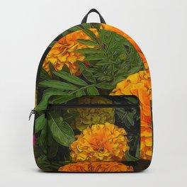 Marigold Garden Backpack