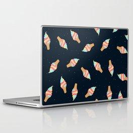 Soft Serve in Space Laptop & iPad Skin
