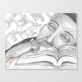 Get High Canvas Print