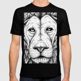 Lion Dots T-shirt