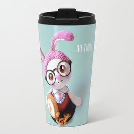 No time! Travel Mug