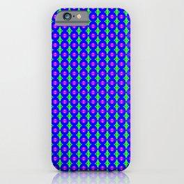 Pattern 4020 iPhone Case