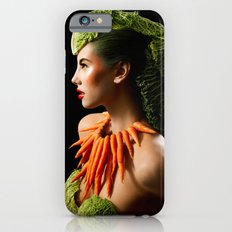 Eat Your Greens iPhone 6s Slim Case