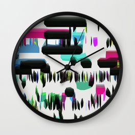 Go To The Party Wall Clock
