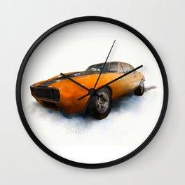 Chevrolet Camaro 1967 Wall Clock