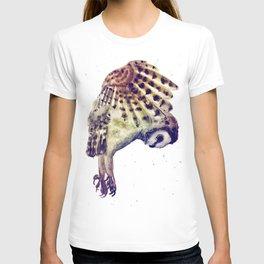 Flying Owl II T-shirt