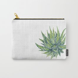 haworthia succulent Carry-All Pouch