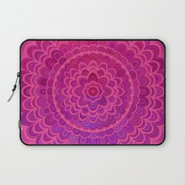 Love Mandala Laptop Sleeve