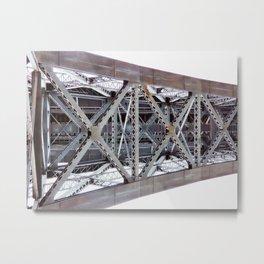 Bridge over the River Douro Metal Print