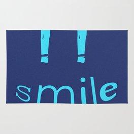 Smile! Rug