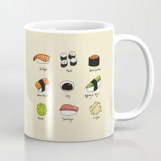 Sushi Days Coffee Mug