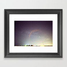In The Neighborhood Framed Art Print