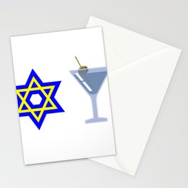 Jews Booze and Brews Stationery Cards