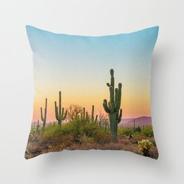 Desert / Scottsdale, Arizona Throw Pillow