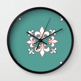 Emblem: Old England Wall Clock