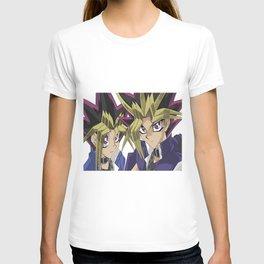 Yugi and Yami Yugi T-shirt